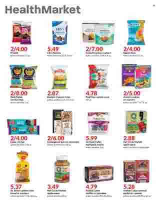 Hy-Vee - deals are valid from 10/21/20 to 10/27/20 - page 18.
