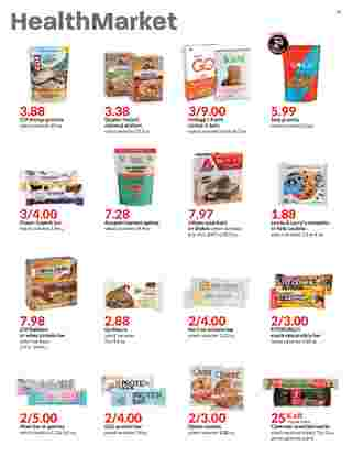 Hy-Vee - deals are valid from 10/21/20 to 10/27/20 - page 19.