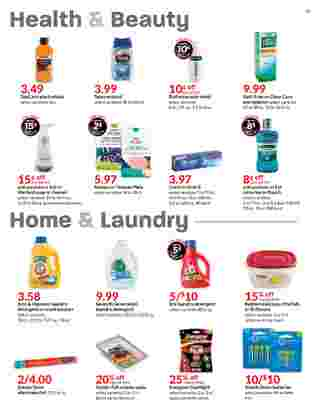 Hy-Vee - deals are valid from 10/21/20 to 10/27/20 - page 22.
