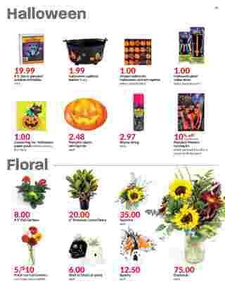 Hy-Vee - deals are valid from 10/21/20 to 10/27/20 - page 24.