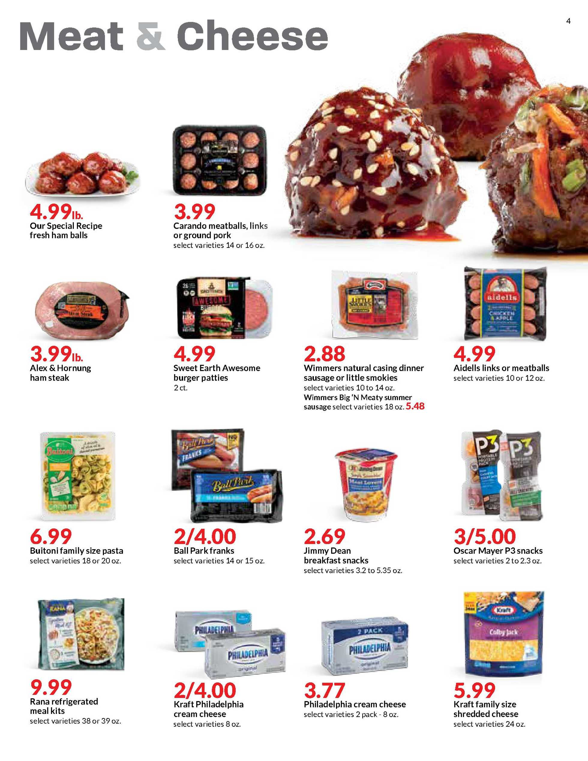 Hy-Vee - deals are valid from 10/21/20 to 10/27/20 - page 4.