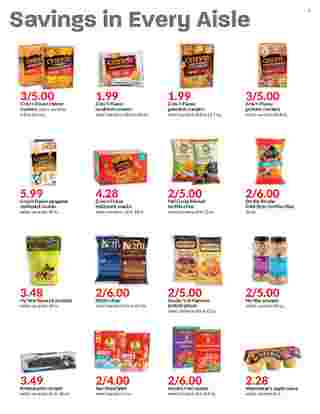 Hy-Vee - deals are valid from 10/21/20 to 10/27/20 - page 9.