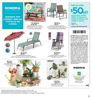 Kohl's - deals are valid from 05/09/19 to 05/19/19 - page 23.