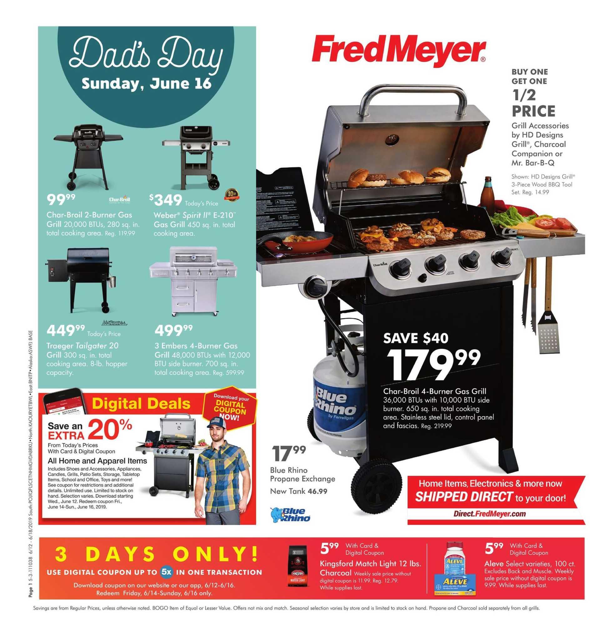Current Flyer Of Fred Meyer Us Promotons Com