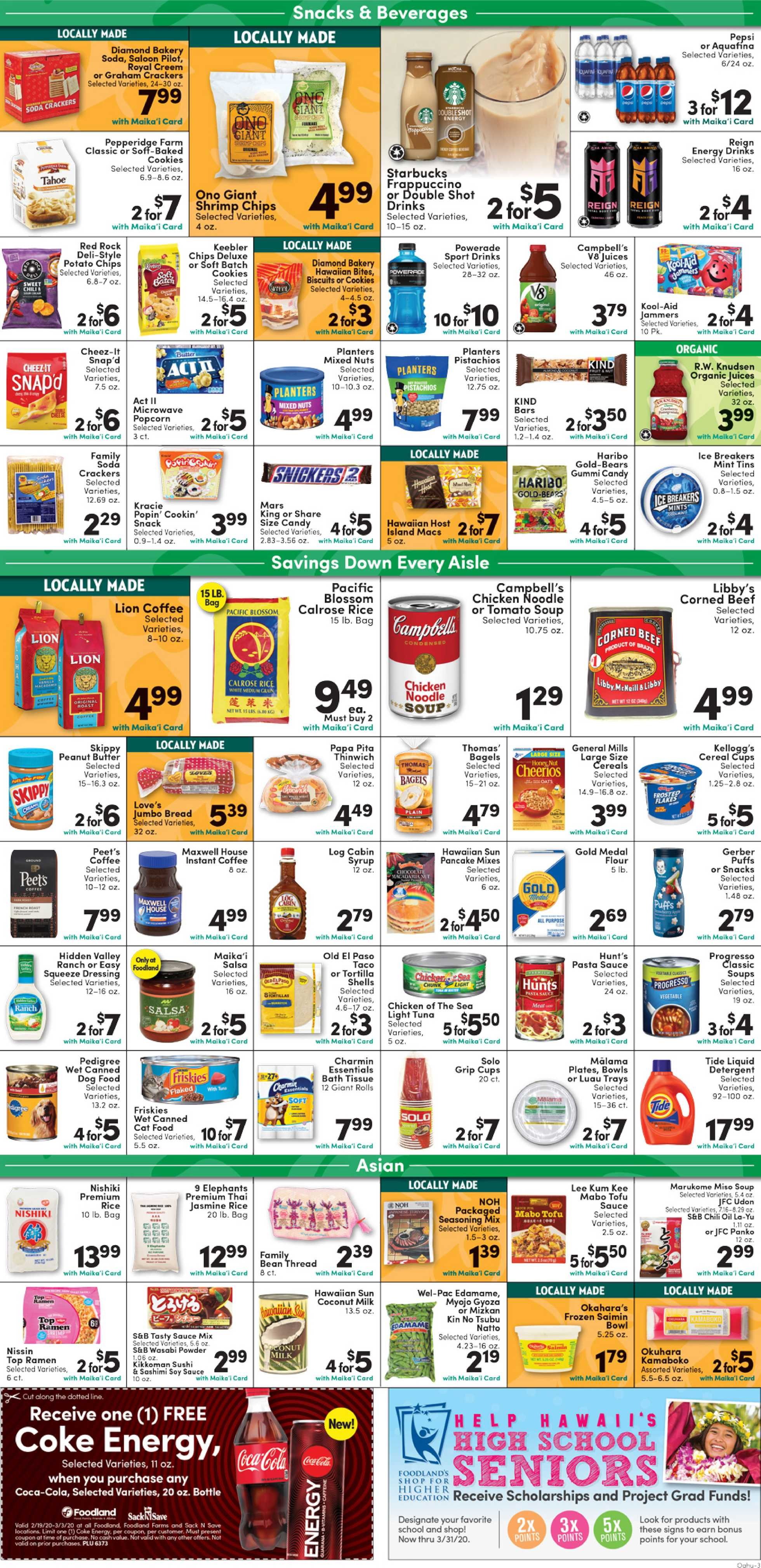Foodland - promo starting from 02/19/20 to 02/25/20 - page 3.