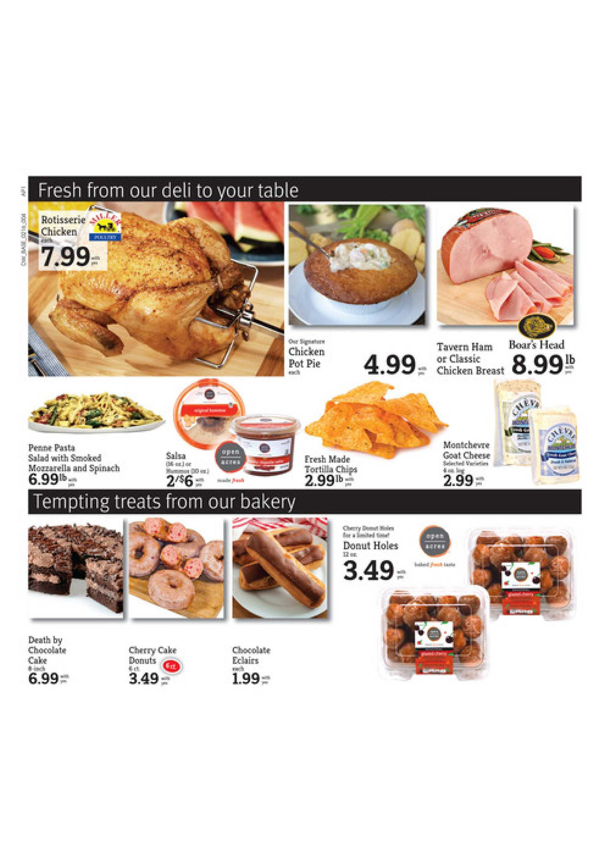 D&W Fresh Market - promo starting from 02/16/20 to 02/22/20 - page 4.