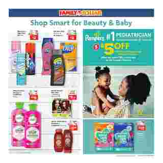 Family Dollar - deals are valid from 09/13/20 to 09/19/20 - page 5.