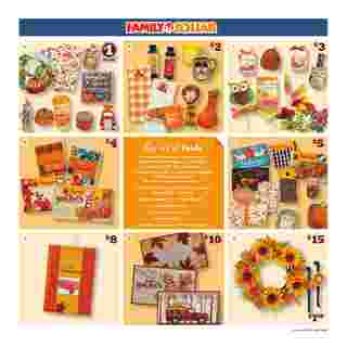 Family Dollar - deals are valid from 09/13/20 to 09/19/20 - page 6.