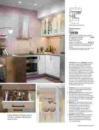 Ikea - deals are valid from 12/01/20 to 08/31/21 - page 37.