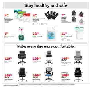 Staples - deals are valid from 09/20/20 to 09/26/20 - page 9.