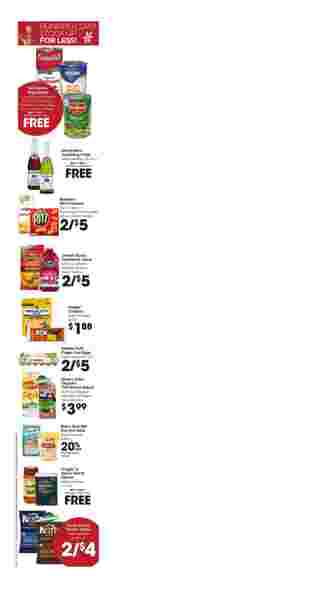 Fred Meyer - promo starting from 12/18/19 to 12/24/19 - page 5.