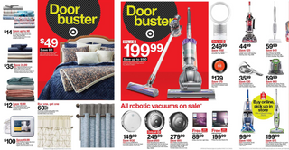Target - promo starting from 11/28/19 to 11/30/19 - page 23. The promotion includes dyson, black, rea