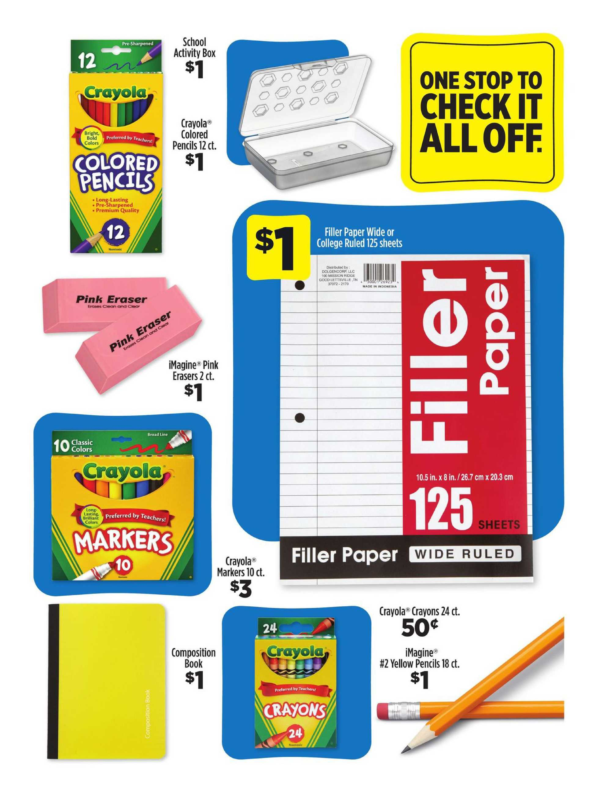 Dollar General - deals are valid from 09/05/20 to 09/30/20 - page 3.