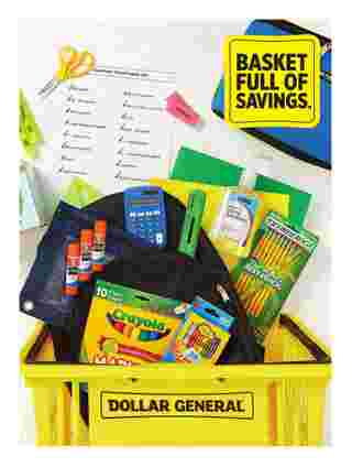 Dollar General - deals are valid from 09/05/20 to 09/30/20 - page 6.