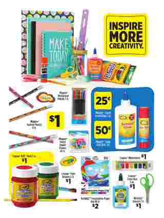 Dollar General - deals are valid from 09/05/20 to 09/30/20 - page 7.