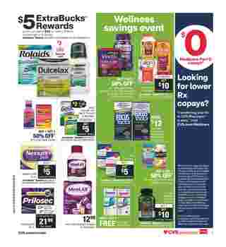 CVS - deals are valid from 01/12/20 to 01/18/20 - page 8.