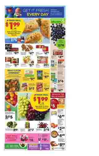 Kroger - deals are valid from 02/05/20 to 02/11/20 - page 6.
