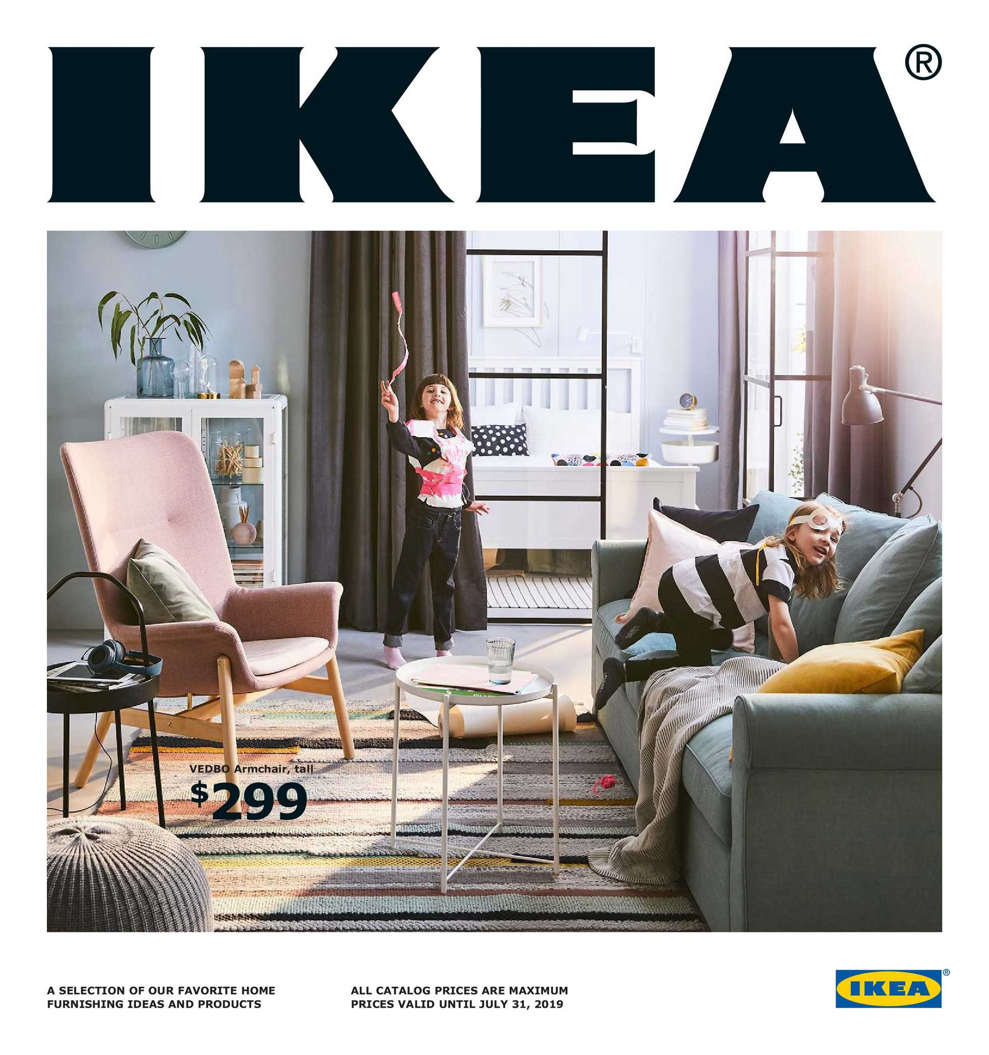 Ikea - deals are valid from 05/17/19 to 07/31/19 - page 1.