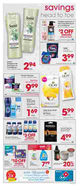 Giant Eagle - deals are valid from 07/16/20 to 07/22/20 - page 5.