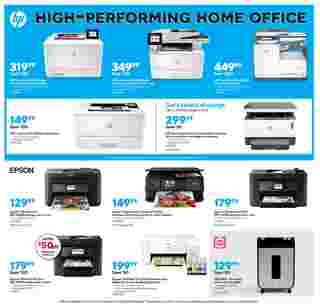 Staples - deals are valid from 08/30/20 to 09/05/20 - page 12.