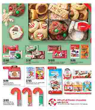 Target - deals are valid from 12/01/19 to 12/07/19 - page 44.