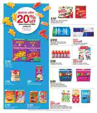 Target - deals are valid from 08/23/20 to 08/29/20 - page 19.