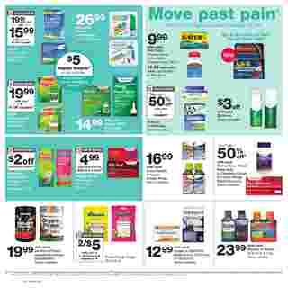 Walgreens - deals are valid from 09/20/20 to 09/26/20 - page 16.