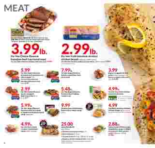 Hy-Vee - promo starting from 01/22/20 to 01/28/20 - page 6.