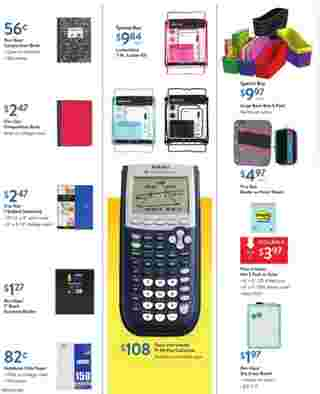 Walmart - deals are valid from 08/11/19 to 08/29/19 - page 19.