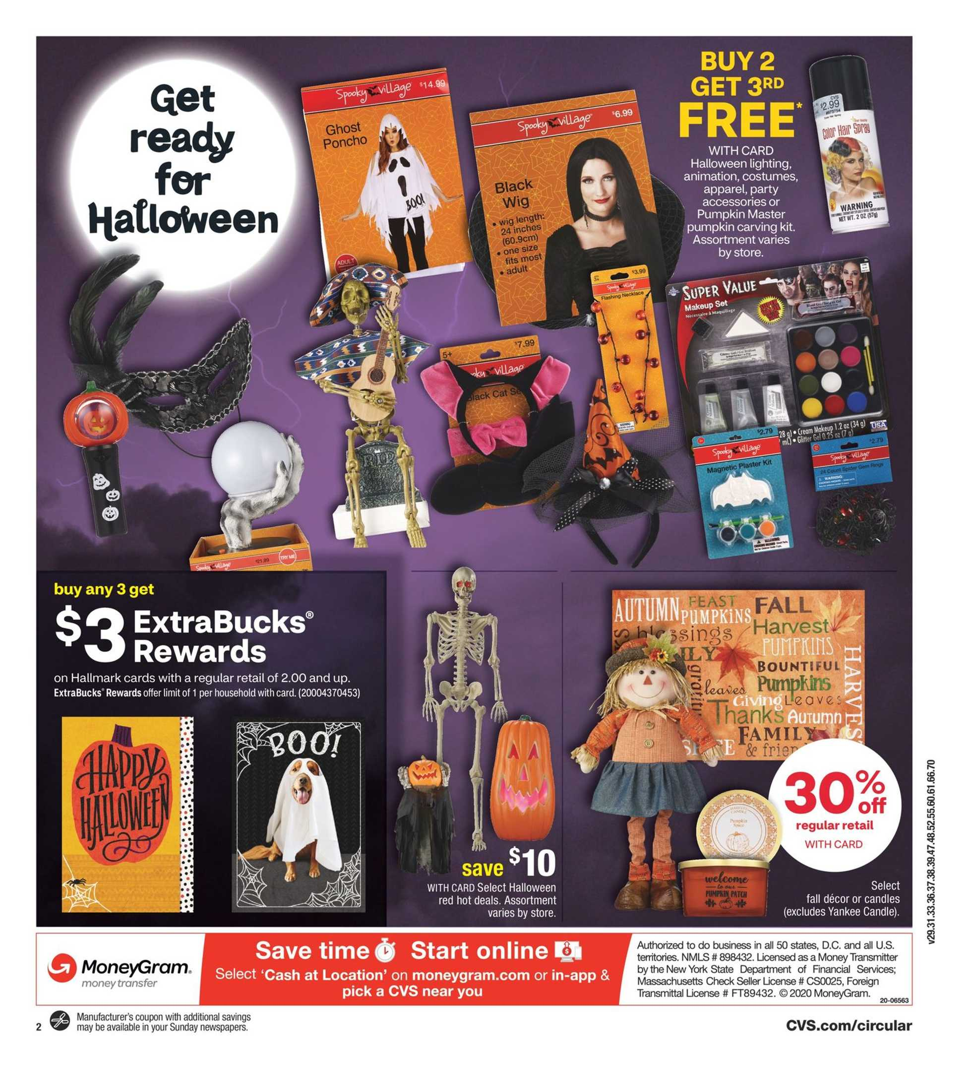 CVS - deals are valid from 10/07/20 to 10/20/20 - page 3.