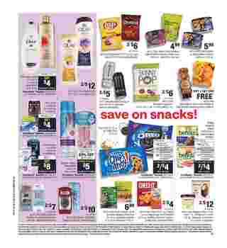 CVS - deals are valid from 01/12/20 to 01/18/20 - page 15.