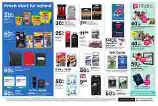 Walgreens - deals are valid from 09/06/20 to 09/12/20 - page 11.