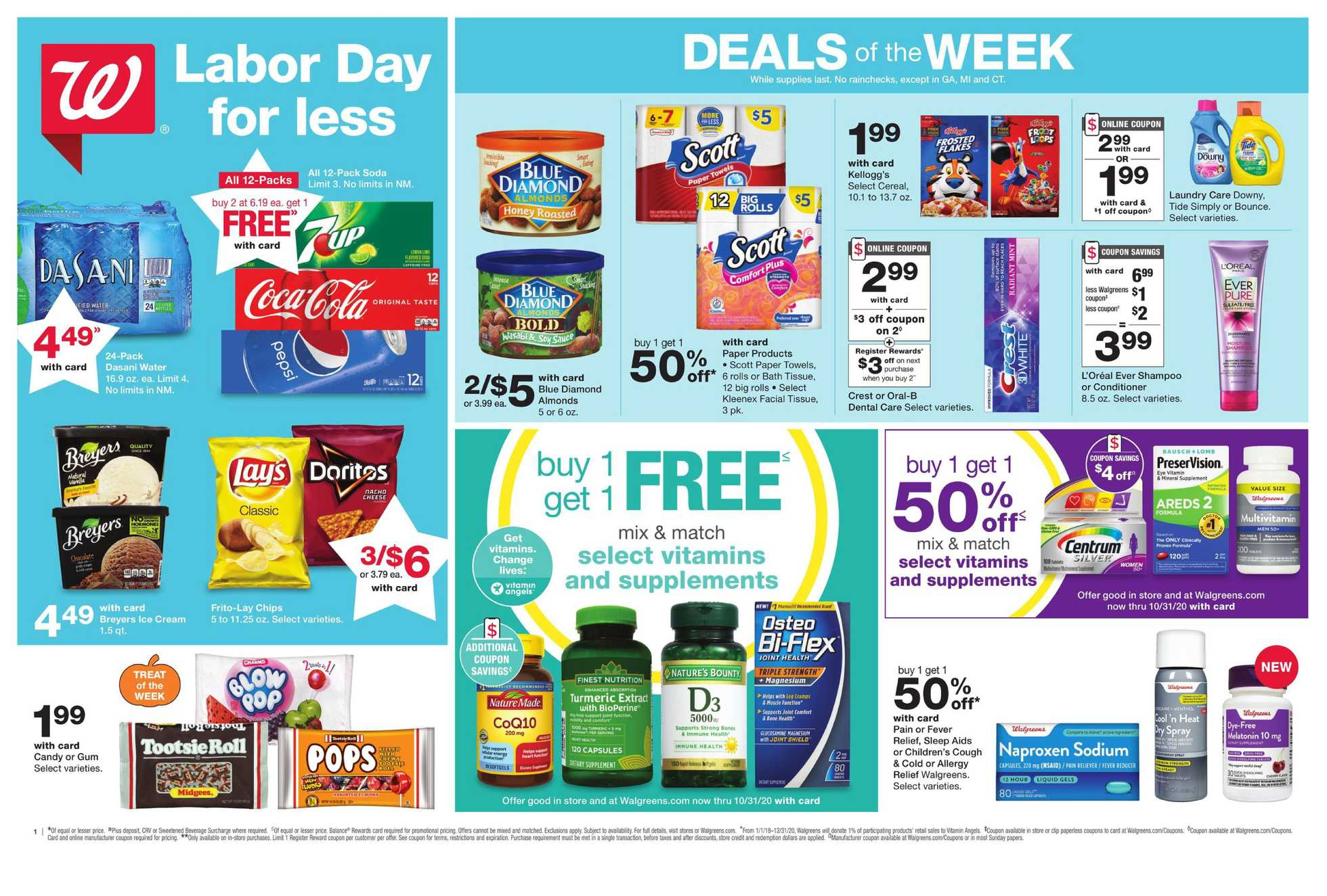 Walgreens - deals are valid from 09/06/20 to 09/12/20 - page 2.