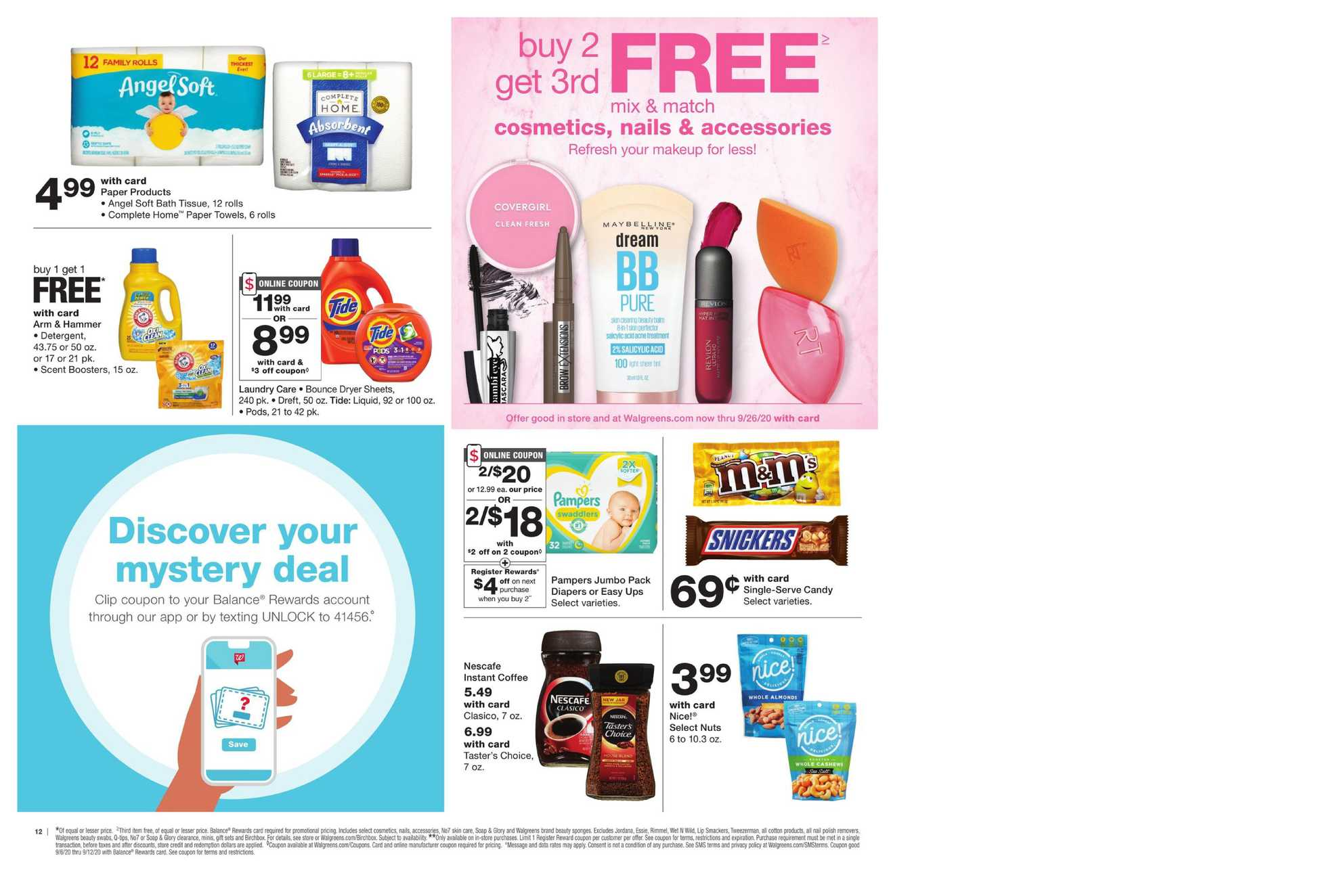Walgreens - deals are valid from 09/06/20 to 09/12/20 - page 3.