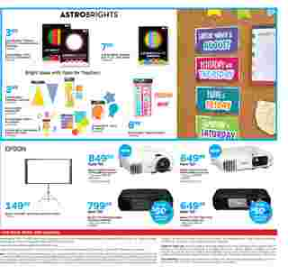 Staples - deals are valid from 07/26/20 to 08/01/20 - page 5.