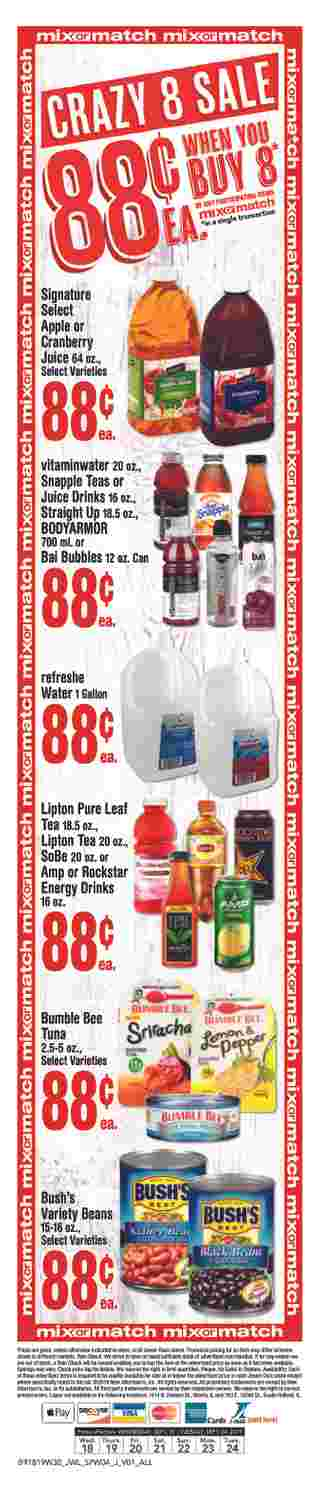 Jewel Osco - deals are valid from 09/18/19 to 09/24/19 - page 7.