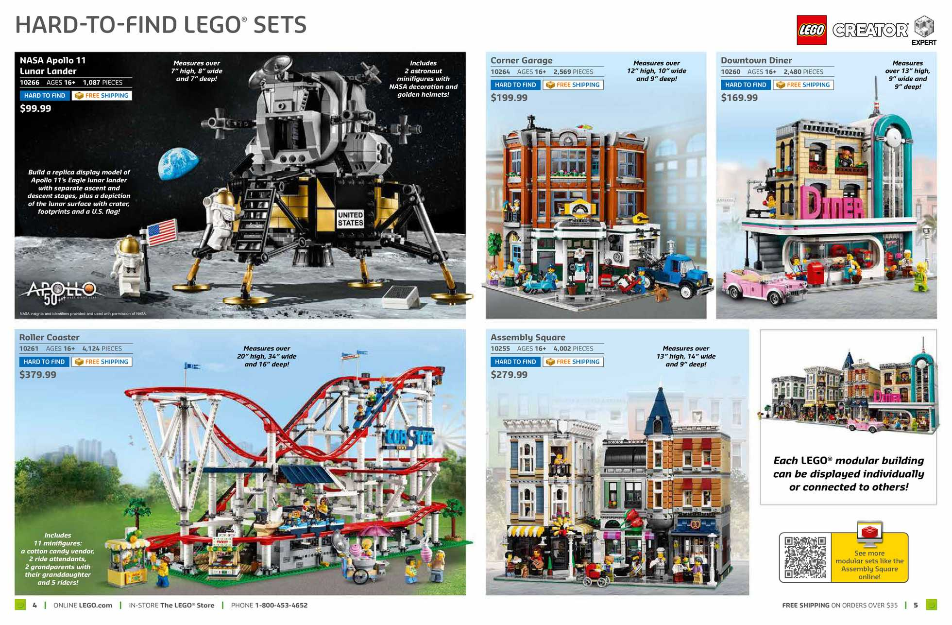 Lego - promo starting from 01/01/20 to 01/31/20 - page 3.