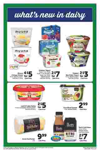 Safeway - deals are valid from 04/03/19 to 04/30/19 - page 7.