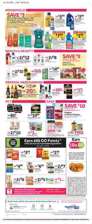 Stop & Shop - deals are valid from 09/18/20 to 09/24/20 - page 11.