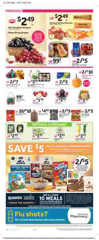 Stop & Shop - deals are valid from 09/18/20 to 09/24/20 - page 13.