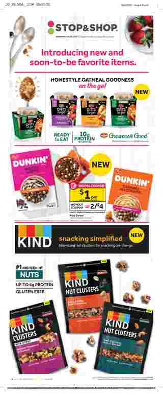 Stop & Shop - deals are valid from 09/18/20 to 09/24/20 - page 14.