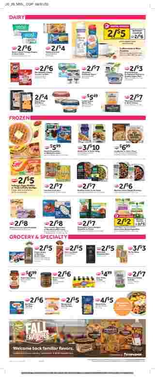 Stop & Shop - deals are valid from 09/18/20 to 09/24/20 - page 8.