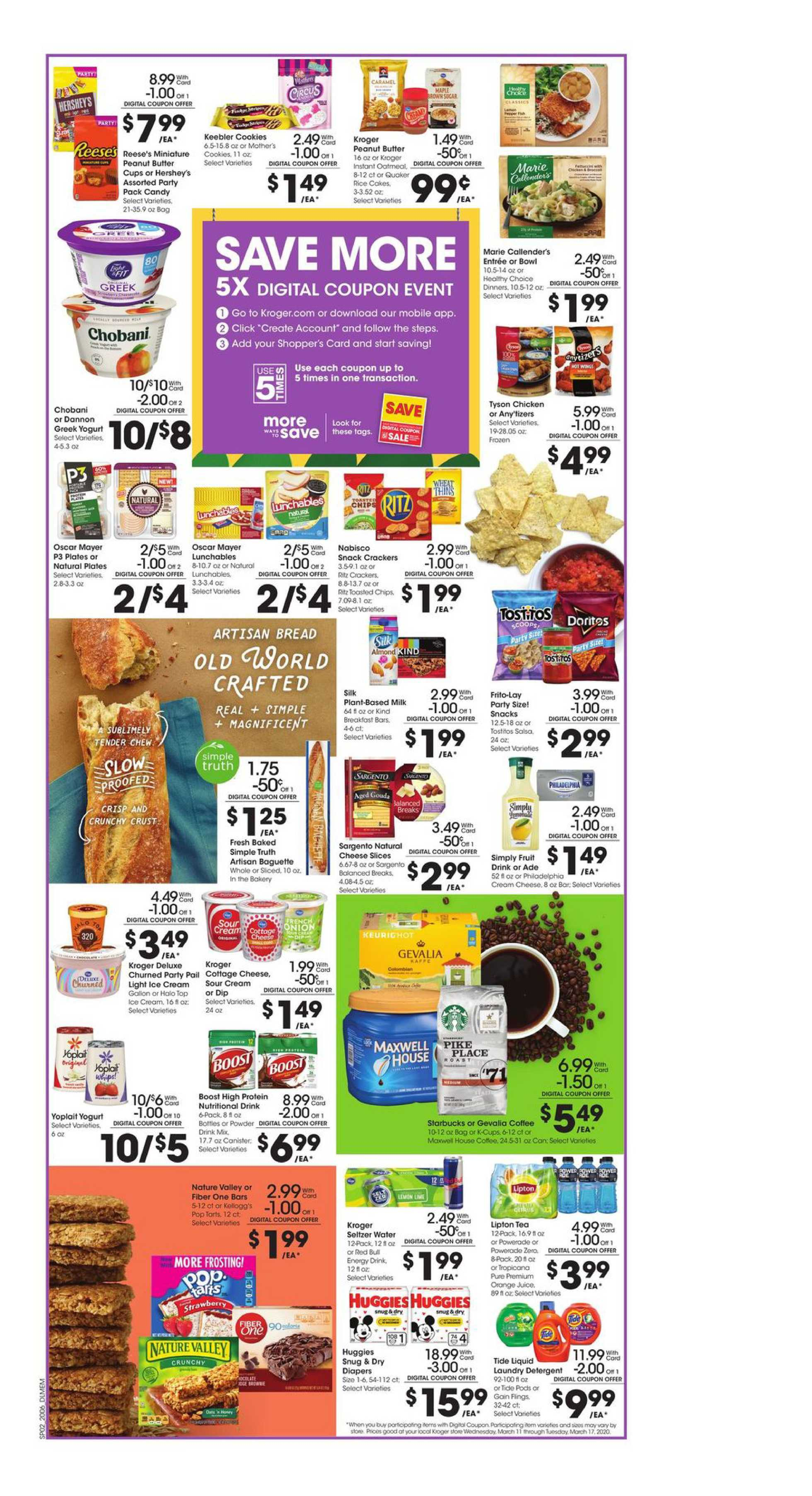 Kroger - deals are valid from 03/11/20 to 03/17/20 - page 3.