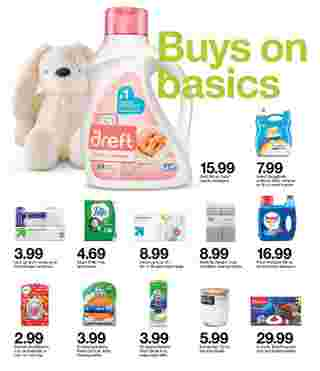 Target - deals are valid from 09/06/20 to 09/12/20 - page 13.