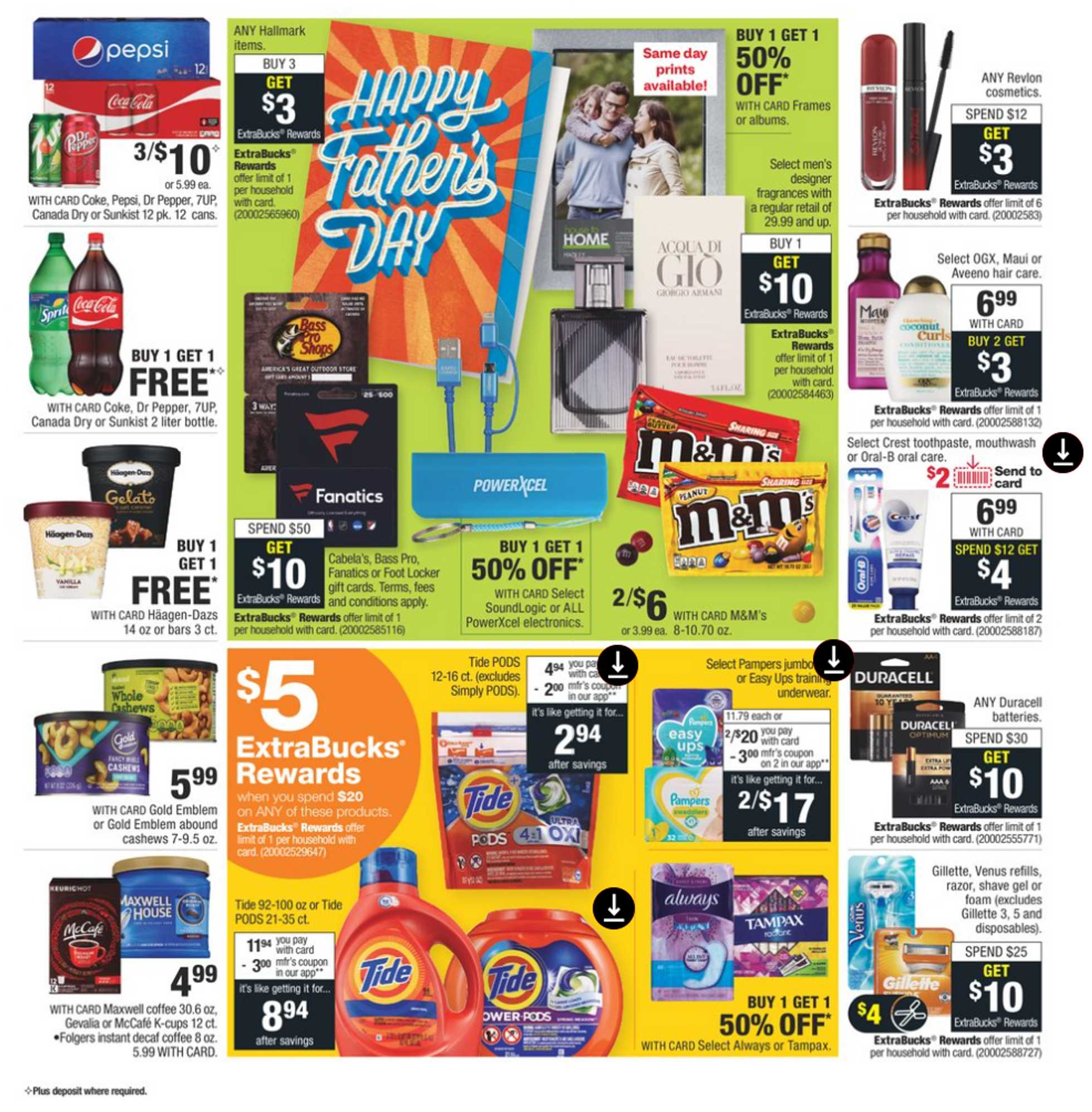 CVS - deals are valid from 06/14/20 to 06/20/20 - page 2.
