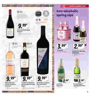 Lidl - deals are valid from 04/01/20 to 04/07/20 - page 13.