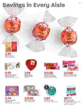 Hy-Vee - deals are valid from 01/27/21 to 02/02/21 - page 14.