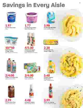 Hy-Vee - deals are valid from 01/27/21 to 02/02/21 - page 15.