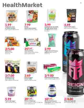 Hy-Vee - deals are valid from 01/27/21 to 02/02/21 - page 18.
