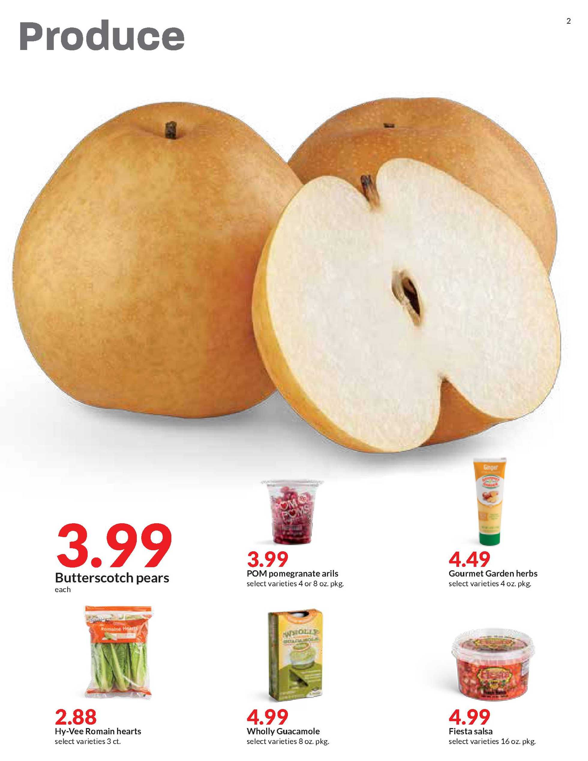 Hy-Vee - deals are valid from 01/27/21 to 02/02/21 - page 2.